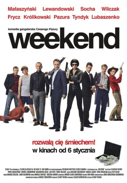 Уик-энд / Weekend (2011) HDRip