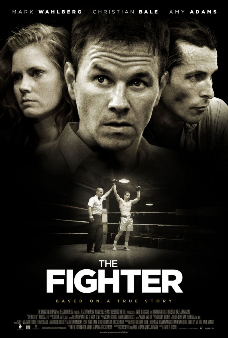 Боец / The Fighter (2010) HDRip
