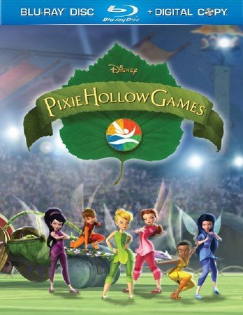Турнир Долины Фей / Tinker Bell and the Pixie Hollow Games (2011) HDTVRip