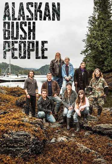 Аляска: Семья из леса / Discovery. Alaskan Bush People с 1 по 6 сезон (2013-2018) HDTVRip