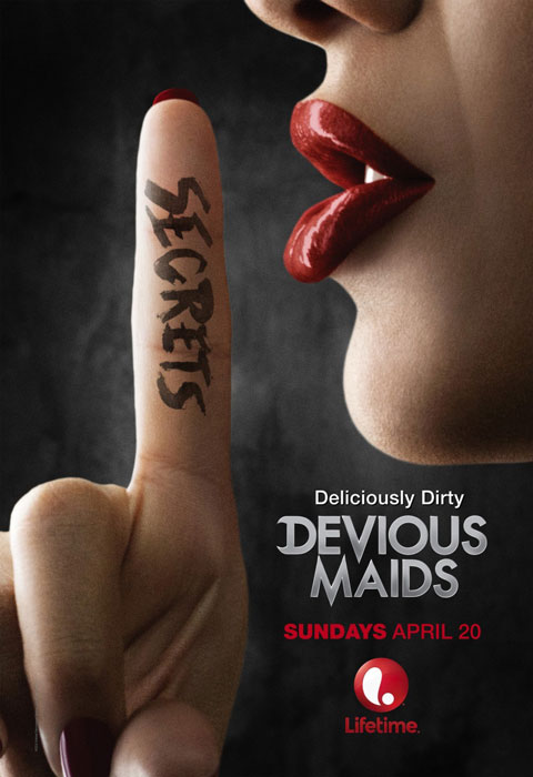 Коварные горничные / Devious Maids  (2013-2015) WEB-DLRip