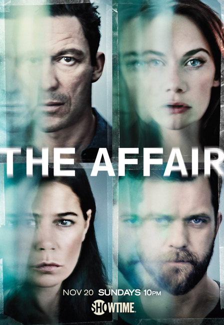 Любовники / The Affair с 1 по 4 сезон (2014-2017) HDTVRip