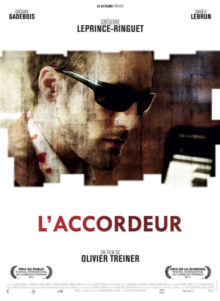 Настройщик / L'accordeur (2010) WEBRip