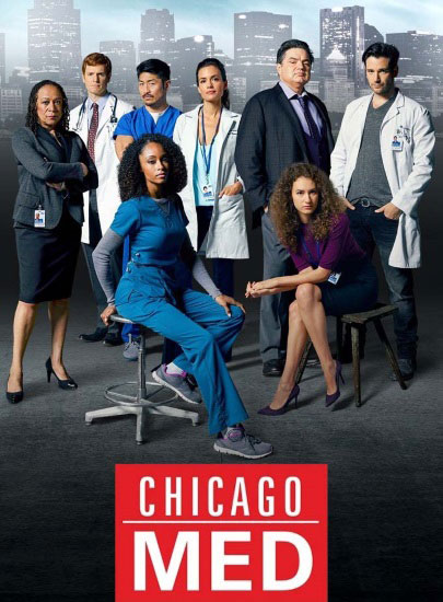 Медики Чикаго / Chicago Med с 1 по 4 сезон (2015-2018) WEB-DLRip
