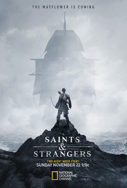 Святые и чужие / Святые на чужой земле / Saints and Strangers 1 сезон (2015) HDTVRip
