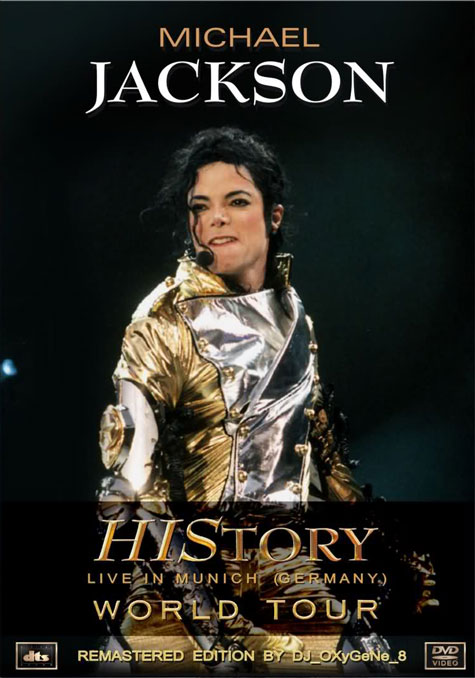 Michael Jackson - History World Tour Live in Munich (1997) HDTVRip