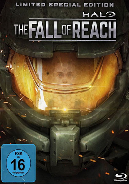 Halo: Падение Предела / Halo: The Fall of Reach (2015) BDRip