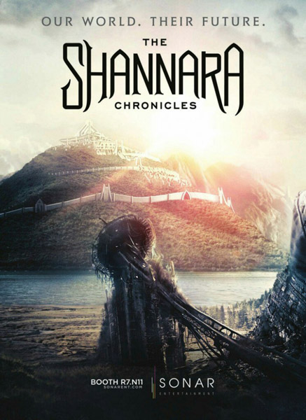 Хроники Шаннары / The Shannara Chronicles 1 сезон (2016) WEB-DLRip