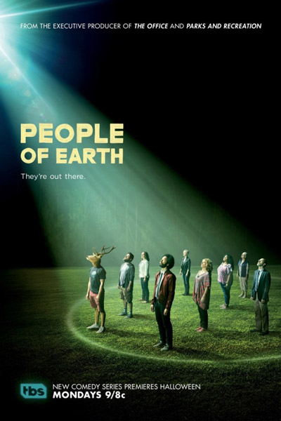 Земляне  / People of Earth 1 сезон (2016) HDTVRip