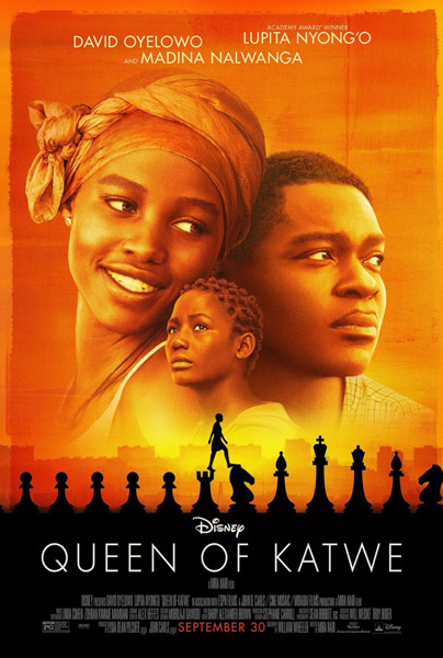 Королева Катве / Queen of Katwe (2016) WEB-DLRip