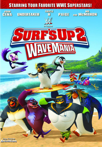 Лови волну 2 / Surf's Up 2: WaveMania (2017) WEB-DLRip