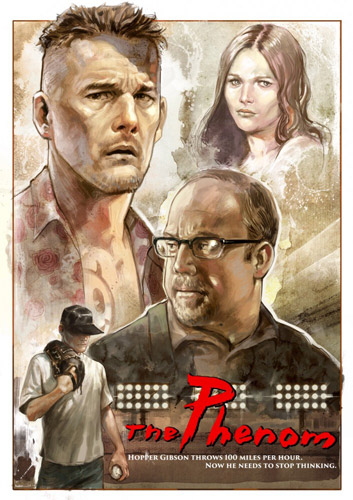 Феномен / The Phenom (2016) BDRip