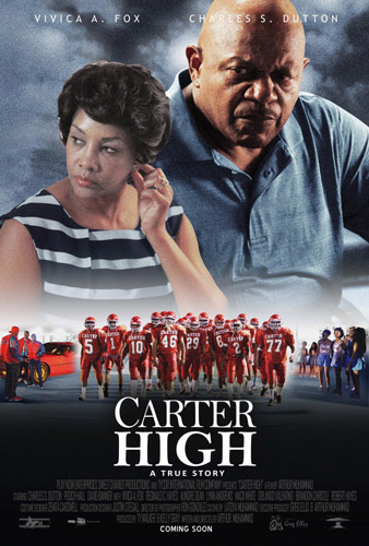 Средняя школа Картер / Carter High (2015) WEB-DLRip