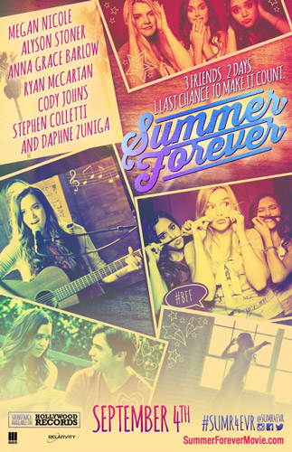 Вечное лето / Summer Forever (2015) WEB-DLRip