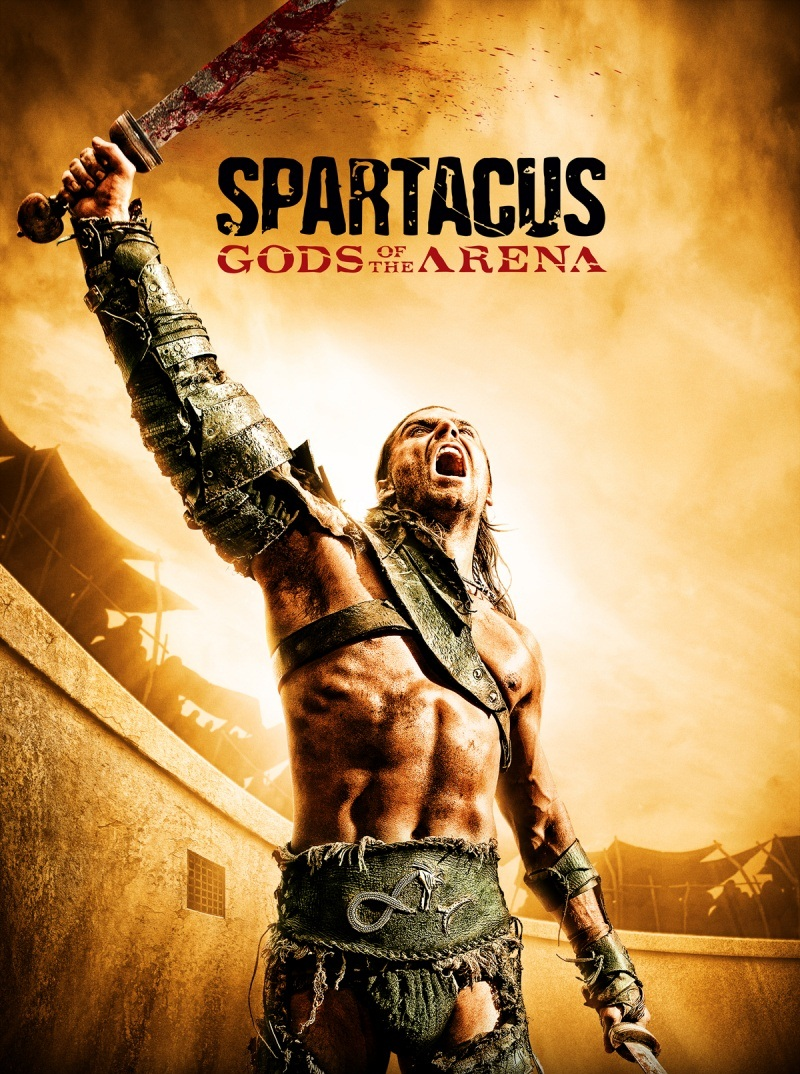 Спартак: Боги Арены / Spartacus: Gods of the Arena 1 сезон (2011) HDTVRip