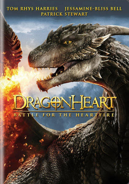 Сердце дракона 4 / Dragonheart: Battle for the Heartfire (2017) BDRip