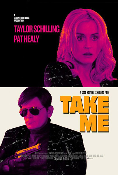 Похить меня / Take Me (2017) WEB-DLRip