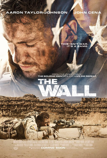 Стена / The Wall (2017) WEB-DLRip