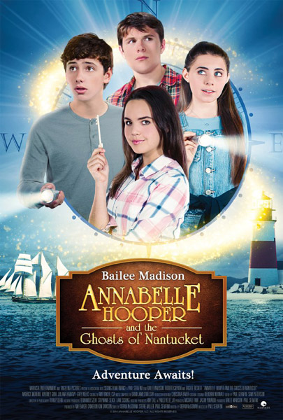 Аннабель Хупер и призраки Нантакета / Annabelle Hooper and the Ghosts of Nantucket (2016) WEB-DLRip