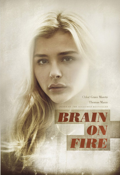 Разум в огне / Brain on Fire (2016) WEB-DLRip