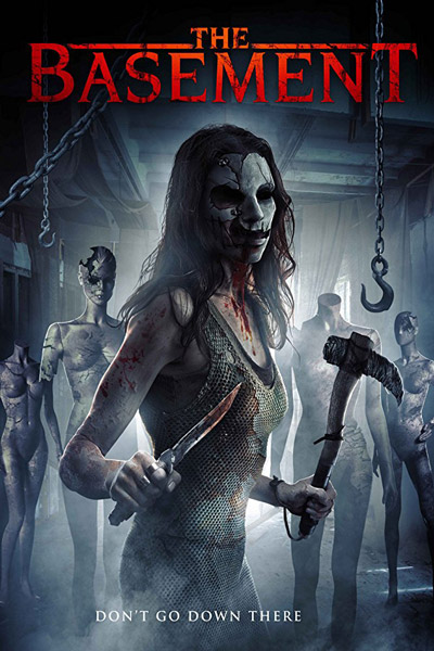 Подвал / The Basement (2017) WEB-DLRip