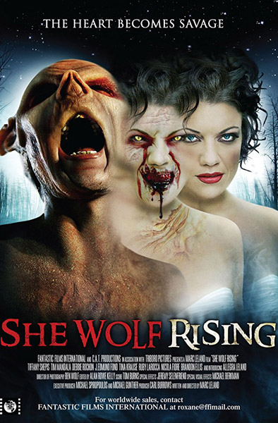 Волчица. Восход / She Wolf Rising (2016) WEB-DLRip