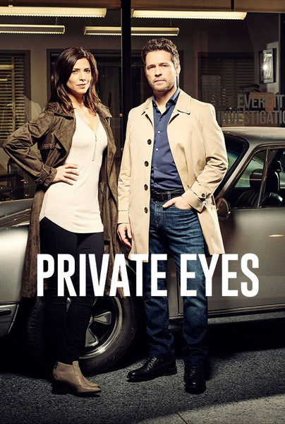 Частные сыщики / Private Eyes с 1 по 2 сезон (2016-2017) HDTVRip