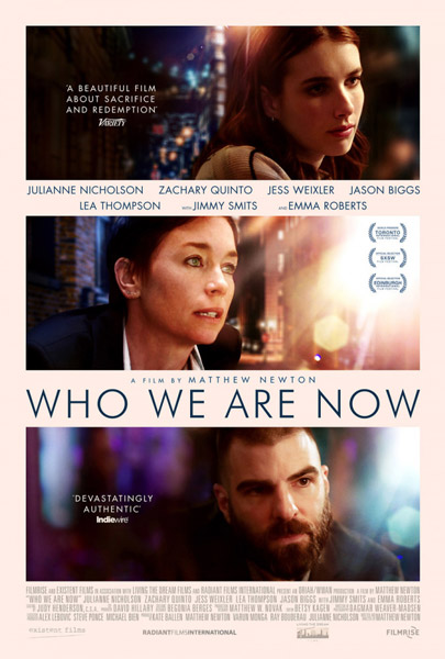 Кем мы стали / Who We Are Now (2017) WEB-DLRip
