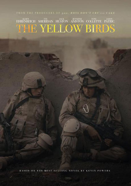 Жёлтые птицы / The Yellow Birds (2017) WEBRip