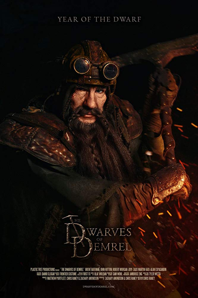 Драконья гора / The Dwarves of Demrel (2018) DVDRip