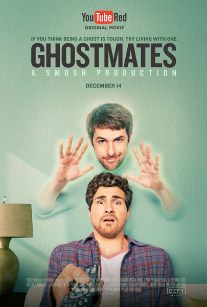Сосед-призрак / Ghostmates (2016) WEB-DLRip
