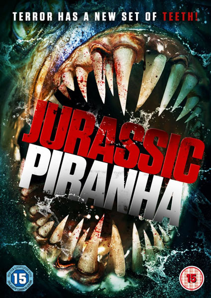 Акулы-пираньи / Piranha Sharks (2017) HDRip