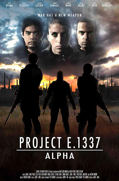 Проект Е 1337: Альфа / Project E.1337: ALPHA (2018) WEB-DLRip