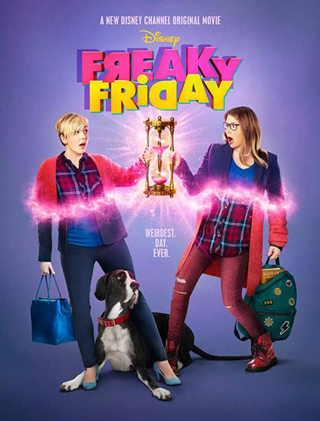 Чумовая пятница / Freaky Friday (2018) WEB-DLRip