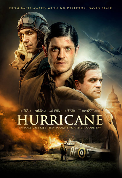 Ураган / Hurricane (2018) WEB-DLRip