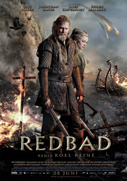 Радбод / Redbad (2018) WEB-DLRip