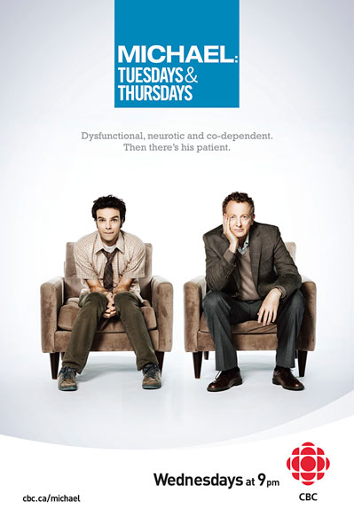 Майкл: По вторникам и четвергам / Michael: Tuesdays and Thursdays 1 сезон (2011) WEBRip