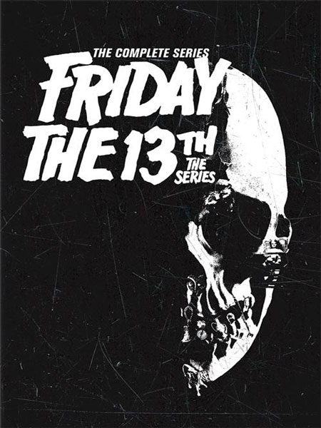Пятница, 13-е  / Friday the 13th / Friday's Curse с 1 по 3 сезон (1987-1990) DVDRip