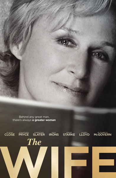 Жена / The Wife (2017) WEB-DLRip