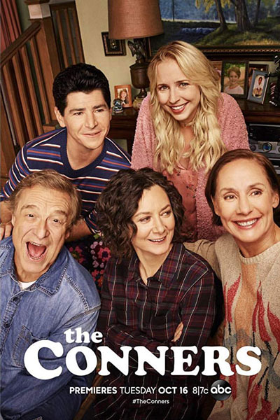 Коннеры / The Conners 1 сезон (2018) HDTVRip