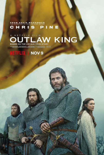 Король вне закона / Outlaw King (2018) WEB-DLRip | Невафильм
