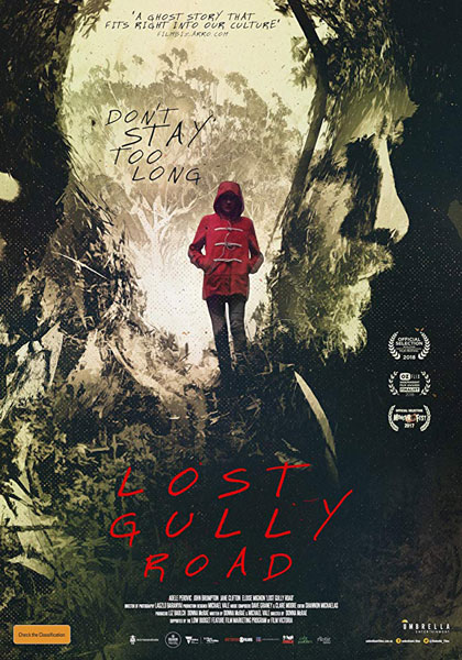 Дорога на гиблый байрак / Lost Gully Road (2017) WEB-DLRip