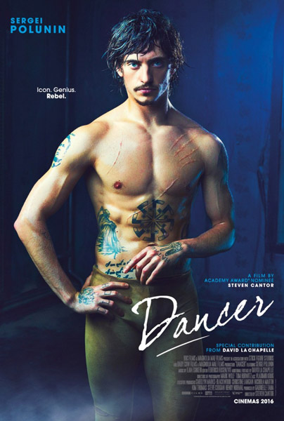 Танцовщик / Dancer (2016) WEBRip | iTunes