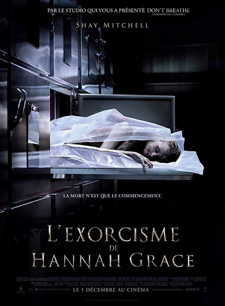 Кадавр / The Posseassion of Hannah Grace (2018) BDRip