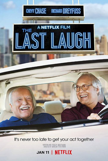 Смеяться последним / The Last Laugh (2019) WEB-DLRip | HDrezka Studio