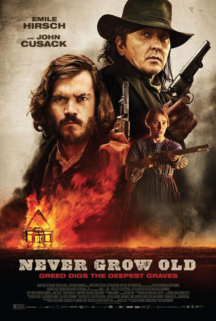 Не состарится / Never Grow Old (2019) WEB-DLRip | HDrezka Studio