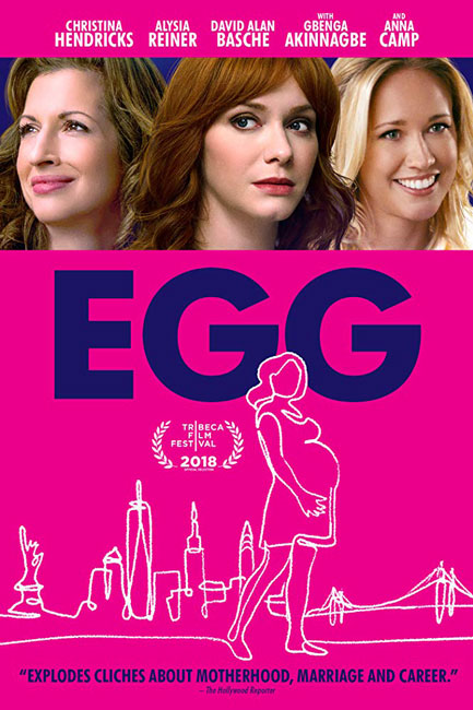Яйцеклетка / Egg (2018) BDRip | HDRezka Studio