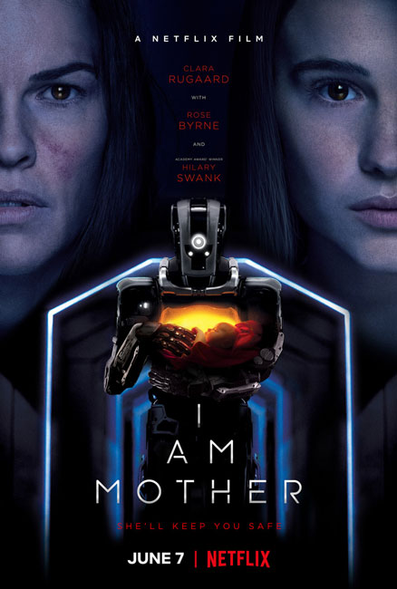 Дитя робота / Я-Мать / I Am Mother (2019) WEB-DLRip | HDrezka Studio