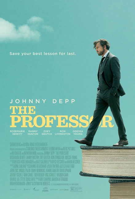 Ричард прощается / The Professor (2018) WEB-DLRip | HDRezka Studio