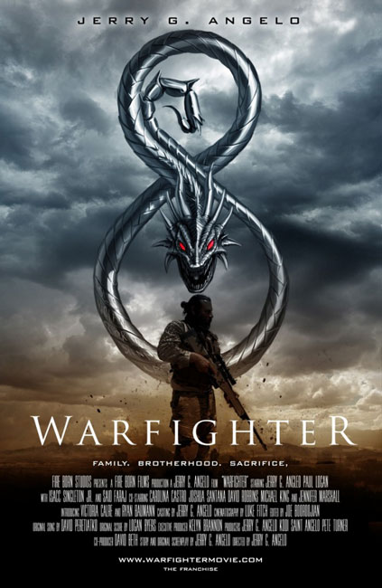 Воин / Warfighter (2018) WEB-DLRip | HDRezka Studio
